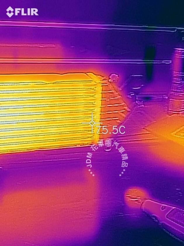 中央冷卻器 5